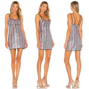 Revolve Lovers + Friends City Lights dress